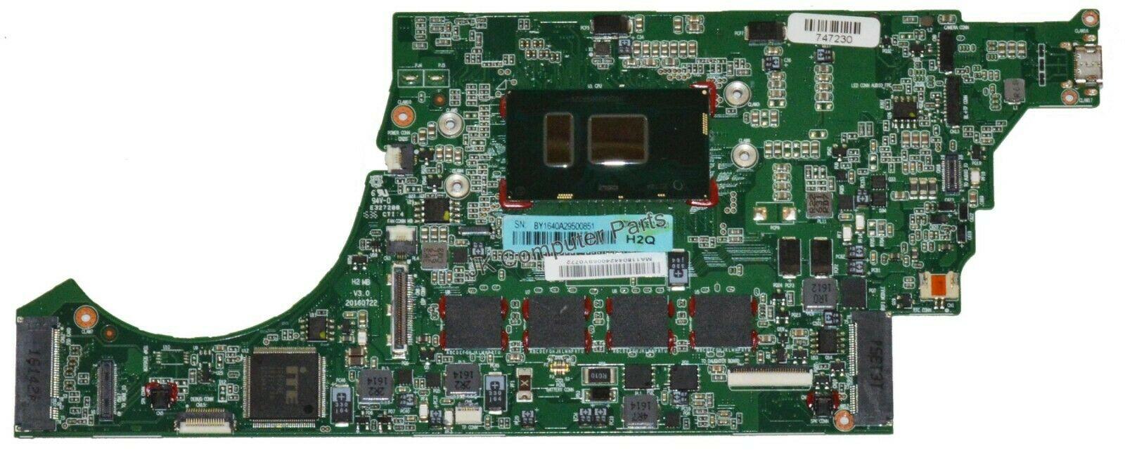 "Razer Blade Stealth 12.5/"" Intel i7-7500U 2.7GHz 16GB Motherboard RZ09-01962"