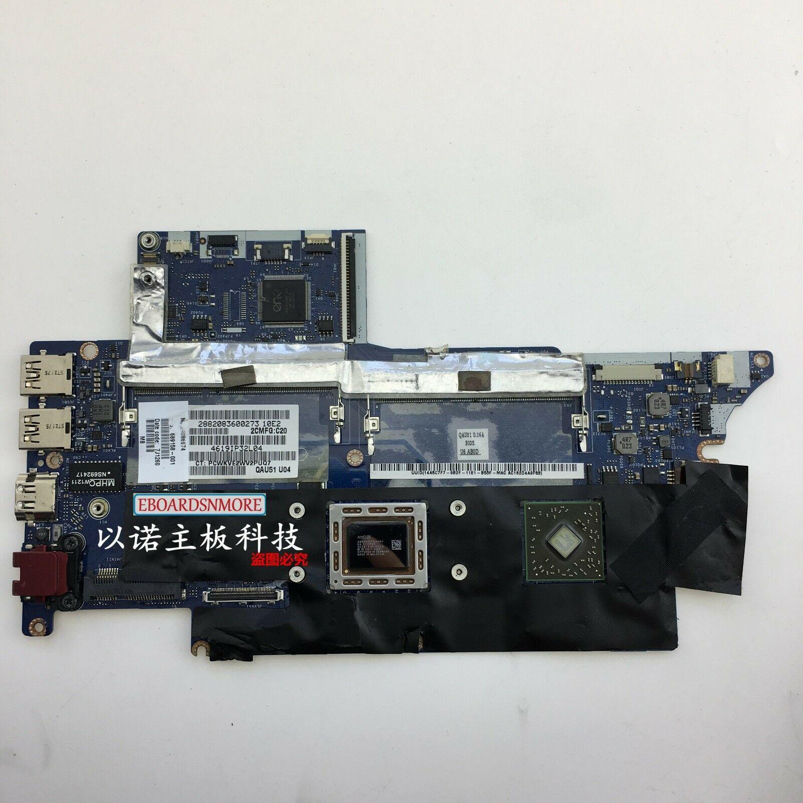 605319-001 for HP DV7 DV7-4000 Intel laptop motherboard,ATI HD6370,DA0LX6MB6H1